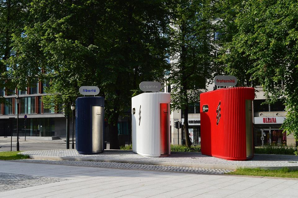 旅游生态厕所